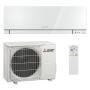 Mitsubishi Klimaanlage R32 Wandgerät Premium MSZ-EF35VGW 3,5 kW I 12000 BTU - Weiß