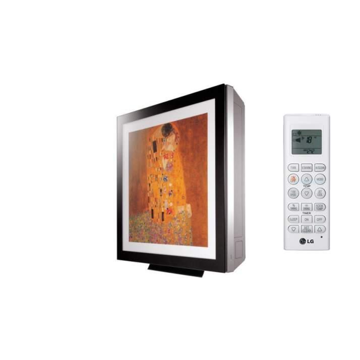 LG Klimaanlage R32 Multi Split Wandgerät Artcool Gallery MA09R 2,6 kW I 9000 BTU