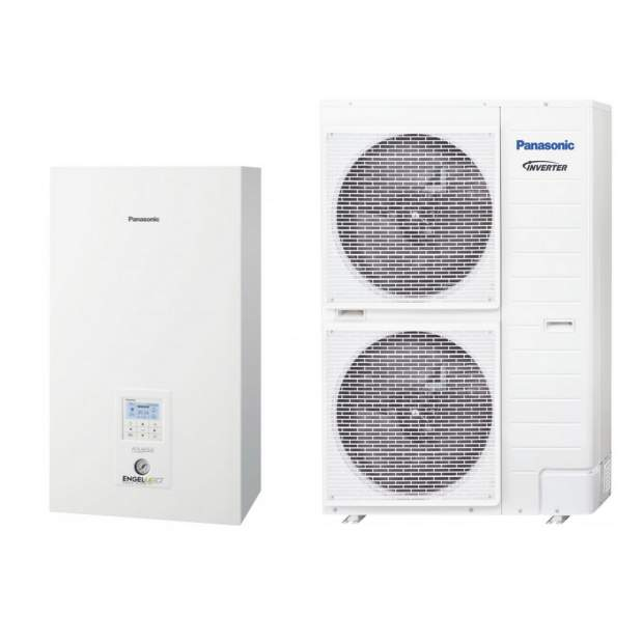 PANASONIC Wärmepumpe Aquarea KIT-WC16H9E8 16 kW