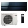 Mitsubishi Klimaanlage R32 Wandgerät Diamond MSZ-LN35VGB 3,5 kW I 12000 BTU - Schwarz