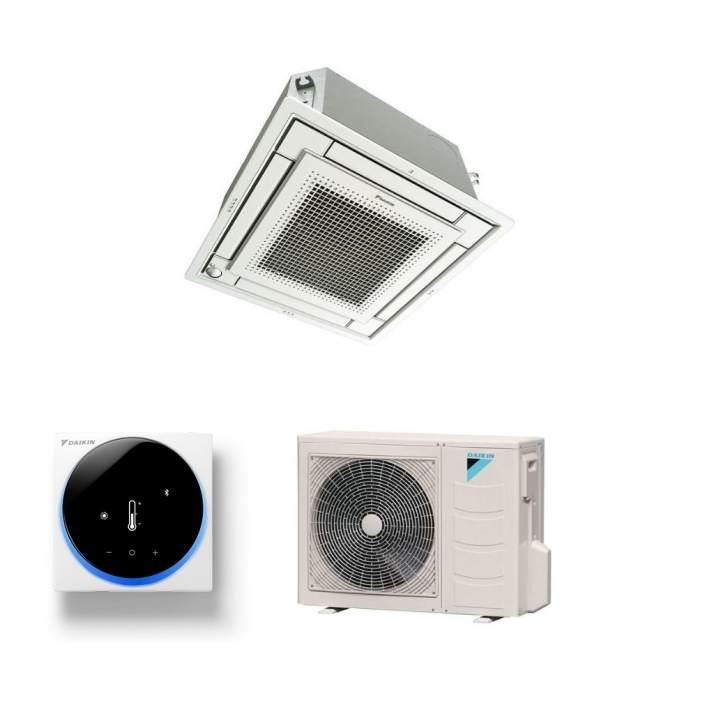 Daikin Klimaanlage R32 Deckenkassette FFA25A 2,5 kW