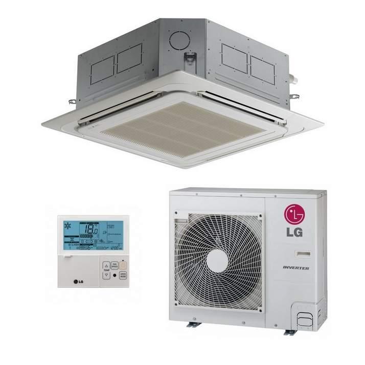 LG Klimaanlage R32 Deckenkassette UT30F 8,0 kW I 30000 BTU