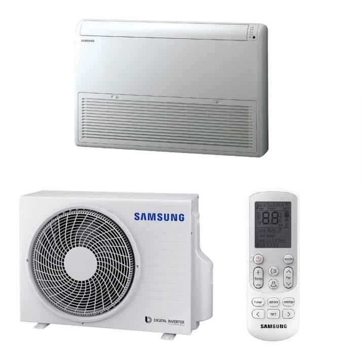 Samsung AC071MNCDKH/EU Truhen-Deckengerät-Set 7,1kW