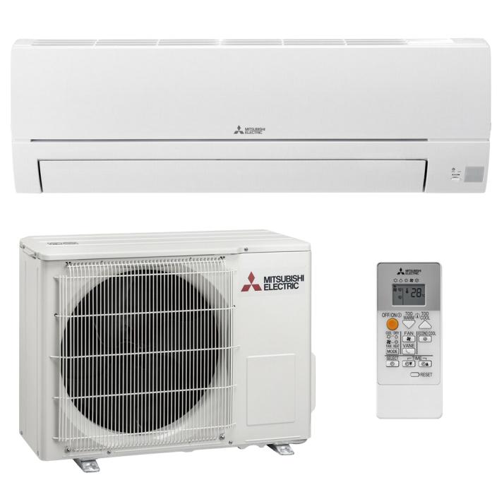 Mitsubishi Klimaanlage R32 Wandgerät Basic MSZ-HR50VF 5,0 kW I 18000 BTU
