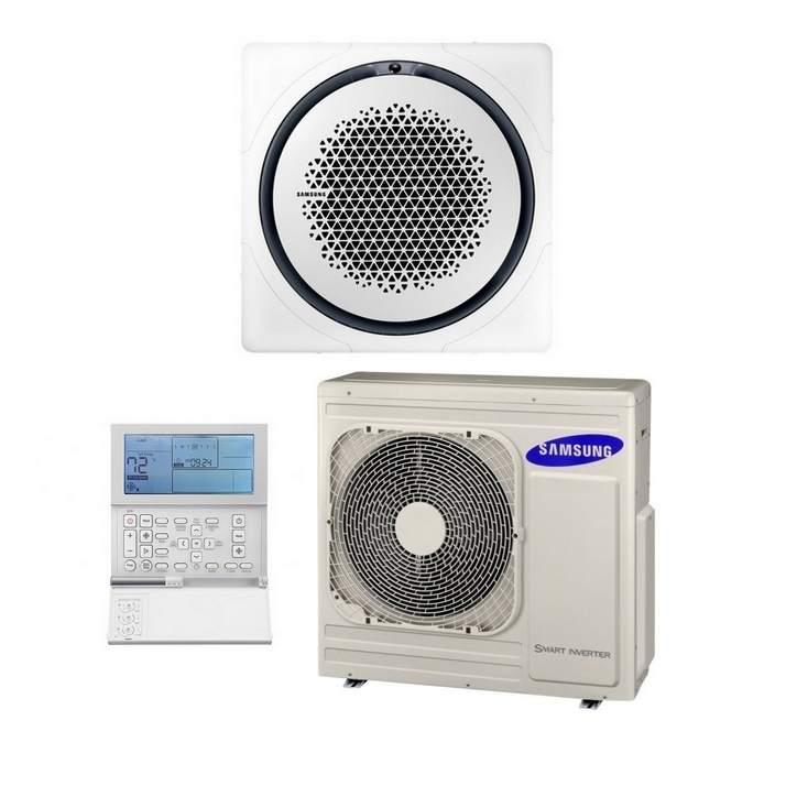 Samsung AC071MN4PKH/EU 360° Deckenkassetten Set - 7,1 kW