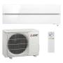 Mitsubishi Klimaanlage R32 Wandgerät Diamond MSZ-LN25VGW 2,5 kW I 9000 BTU - Weiß