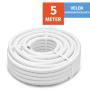 """VELOX Montagenset 1/4""""+ 3/8"""" - 5 Meter"""