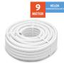 """VELOX Montagenset 1/4""""+ 3/8"""" - 9 Meter"""