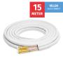 "VELOX Quick Connect 1/4""+3/8"" - 15 Meter"