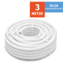 "VELOX Quick Connect 1/4""+3/8"" - 3 Meter"