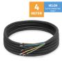 "VELOX Quick Connect 1/4""+1/2"" - 4 Meter"