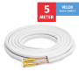"VELOX Quick Connect 1/4""+1/2"" - 5 Meter"