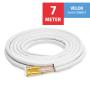 "VELOX Quick Connect 1/4""+1/2"" - 7 Meter"