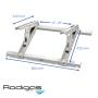 Rodigas MT630 Dachkonsole bis 140kg Split Klimaanlagen Dachhalterung