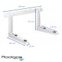 Rodigas MS253 Universal Wandkonsole für Klimageräte Klimaanlage 800x465mm 140kg