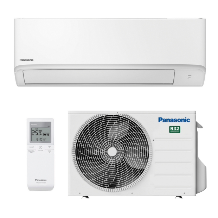 Panasonic Compact KIT-TZ71WKE Klimaanlage Wandgerät R32 7,1 kW I 28000 BTU