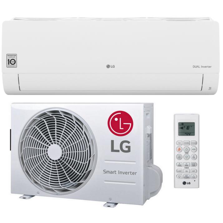 LG Klimaanlage R32 Wandgerät Standard II S24ET 6,6 kW I 24000 BTU