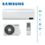 Samsung Klimaanlage R32 Wandgerät Wind-Free Avant AR24TXFCAWKNEU/X 6,5 kW I 24000 BTU