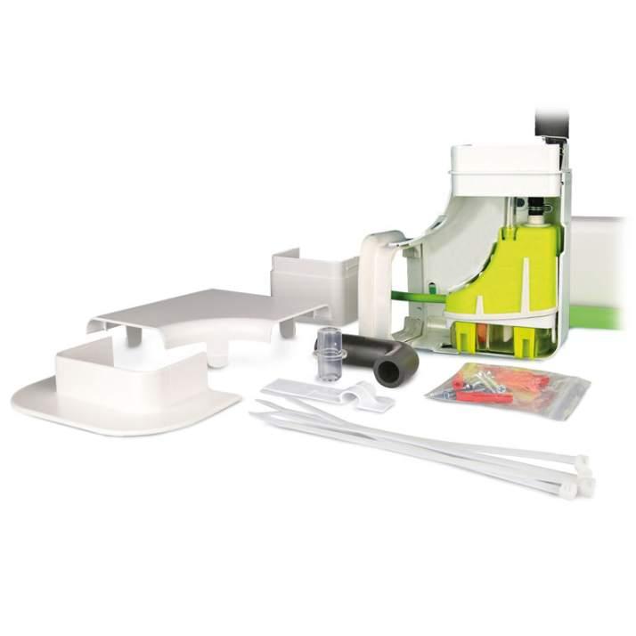 Kondensatpumpe Aspen Mini Lime Silent+ FP3312 - Weiß
